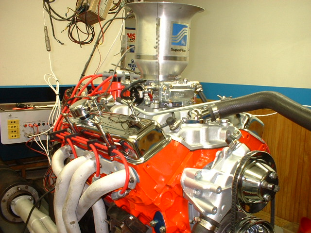 RCS/AMS Project Engines
